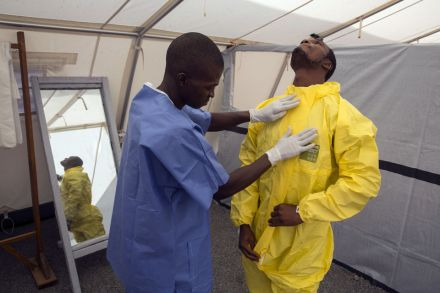 WHO has become progressively weaker by redefining its strategy, which now increasingly appears to de-emphasise immediate global health crises like Ebola.  PHOTO: REUTERS