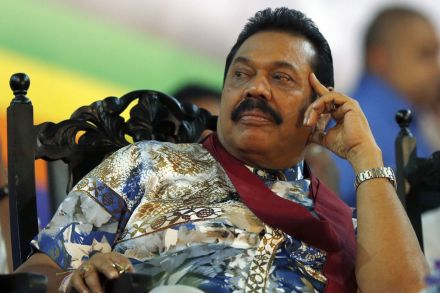 During his second term, Mr Rajapaksa became dependent on China after India refused his requests because of domestic politics and the west was wary of helping a regime suspected of war crimes. PHOTO: REUTERS